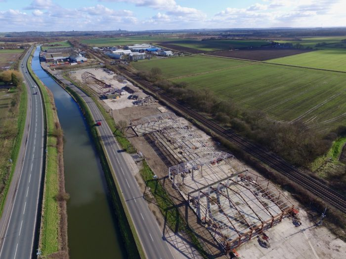 Riverside Enterprise Park - Phase 2
