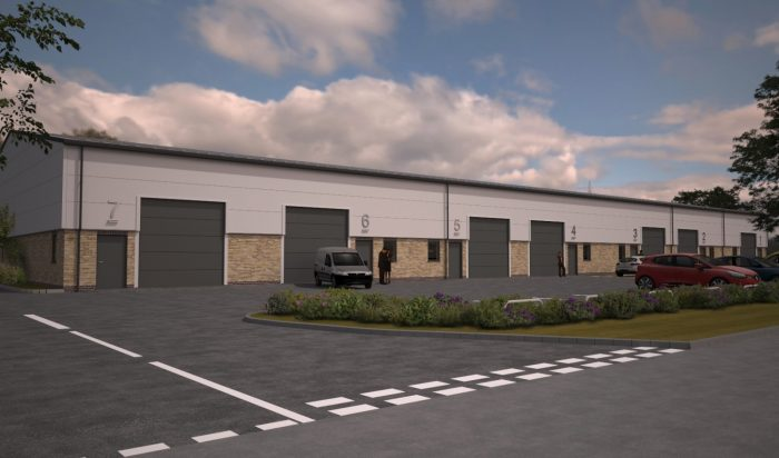 Stirlin Business Park - Phase 1