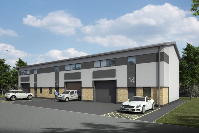 Stirlin Business Park - Phase 2